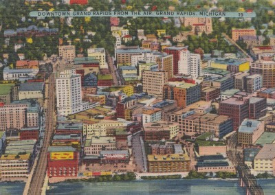 Grand Rapids, MI - circa 1930
