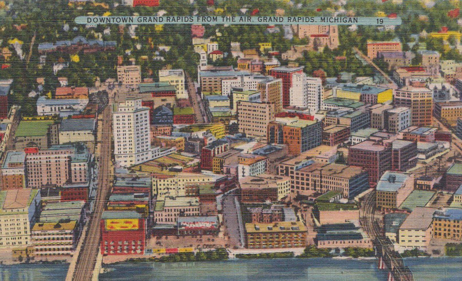 Grand Rapids, MI – circa 1930